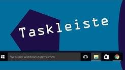 Windows 10 - Taskleiste optimieren
