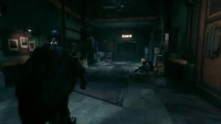 Batman arkham knight guerra de las sombras
