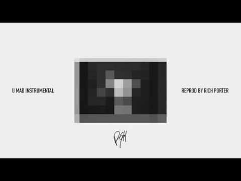 Vic Mensa - U Mad (Feat. Kanye West) (Official Instrumental)