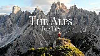 Top 10 Places To Visit In The Alps