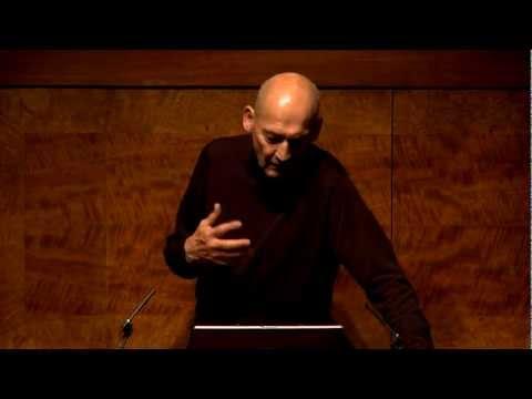 RIBA Charles Jencks Award 2012 - Rem Koolhaas Lecture