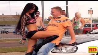 Bikini Girls Washing Cars - HD #Bikini