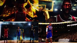 NBA 2K16 - Official Game Intro Trailer and Gameplay