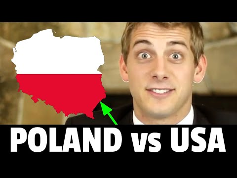 Living in Poland as an American // First Impressions, Polish Culture Shocks