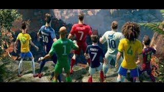 Nike Footbal - Последняя игра (Русский вариант)  Nike Football - Last Game