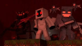 fractures - a minecraft movie (2018) - trailer