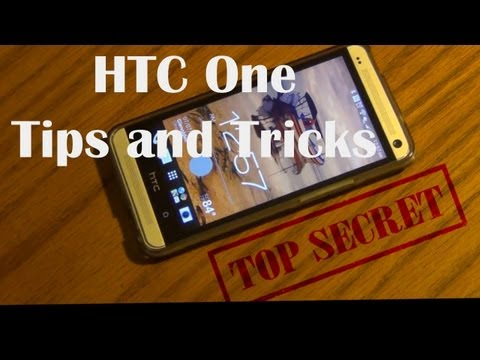 20 Tips and Tricks for the HTC One