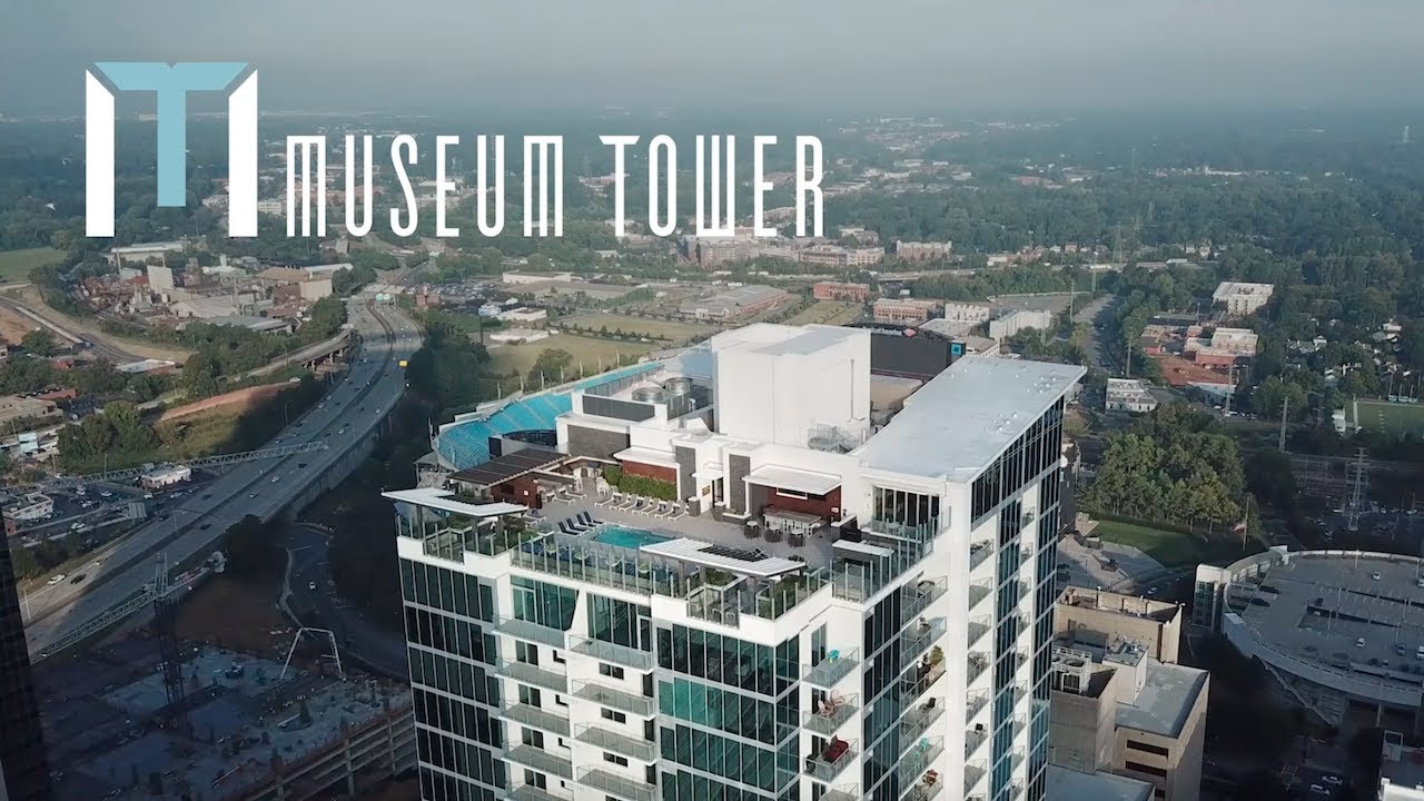 Museum Tower Apartment Tour Living In Charlotte Nc