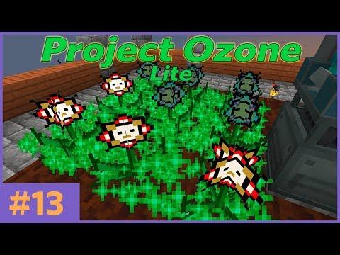HermitCraft - Project Ozone Lite - E13 - Mob Chunks, Chicken & Zombie seeds!