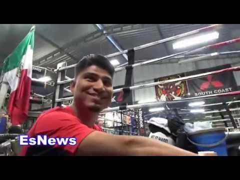 Mikey Garcia & Baby Bash Break Down Conor McGregor vs Khabib EsNews Boxing
