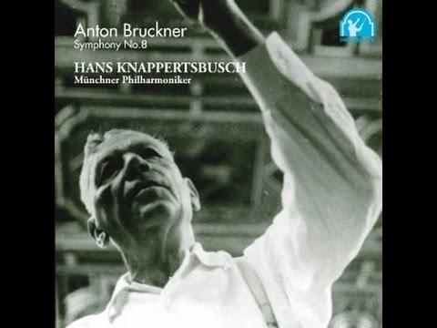Bruckner Symphony No.8 in C minor / Hans Knappertsbusch / Münchner Philharmoniker