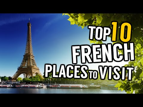 OUINO™ Presents: Top 10 French-Speaking Places to Visit