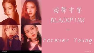 【認聲/繁中字】BLACKPINK - Forever Young