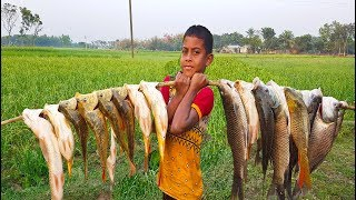 vegetables mixed fish curry cooking by children for picnic catching fish amp cooking by kids