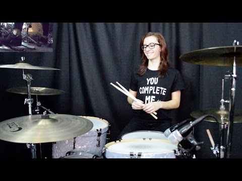 Jonas Brothers - Burnin' Up - Drum Cover