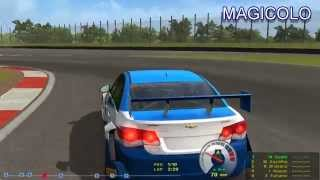 Copa Petrobras de Marcas - Test drive gameplay 2015