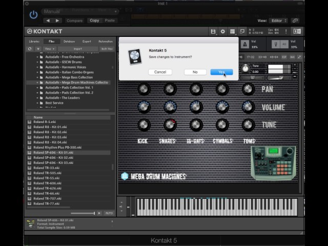 Download 150 classic drum machines in one free sample pack