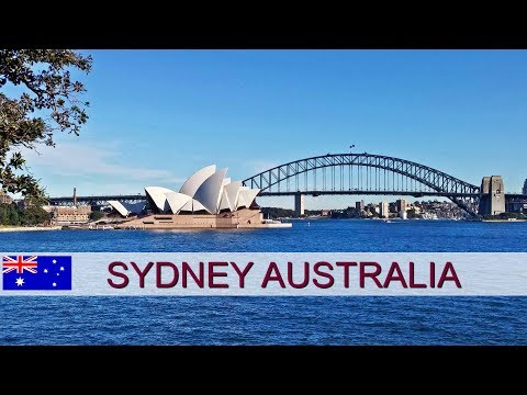 Sydney Australia - City tour