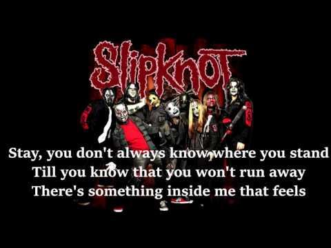 Sulfur - Slipknot (Lyrics)