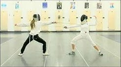 Foil Fencing Attacks : How to Riposte in Foil Fencing