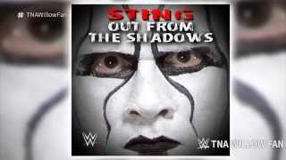 "WWE Sting Theme Song ""Out From the Shadows"" 2016"