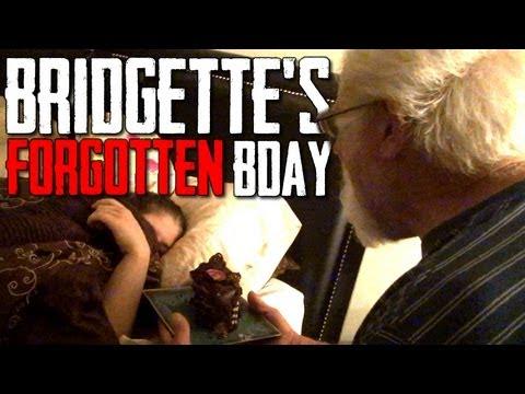 Bridgette's Forgotten Birthday (Prank!)