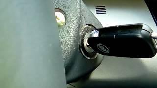 Как сделать чтобы машина не завелась