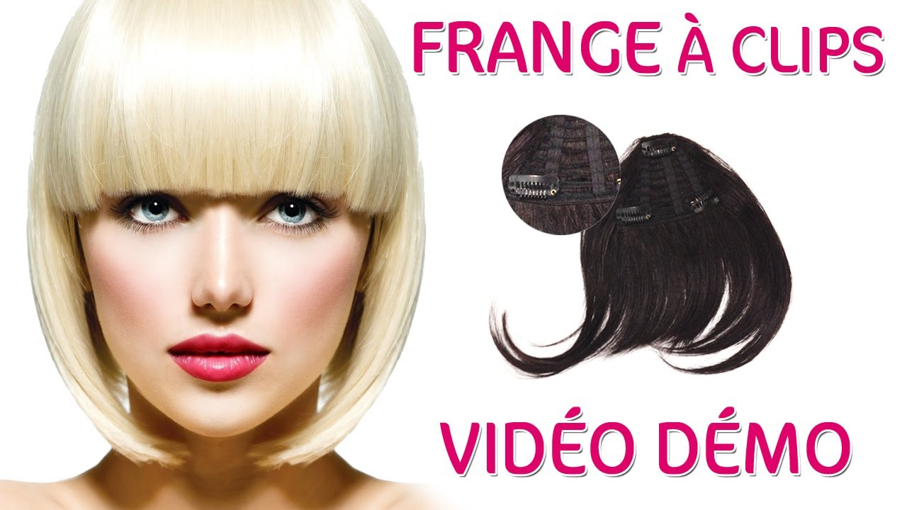 frange clips royal extension youtube. Black Bedroom Furniture Sets. Home Design Ideas
