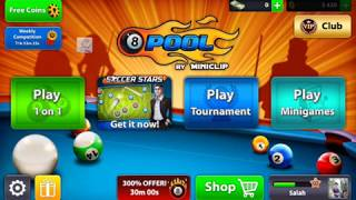 How to hack 8ball pool with game killer 3.11