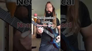 Neapolitan Chord Is Metal AF