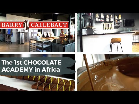Barry Callebaut opens 1st CHOCOLATE ACADEMY center on African Continent