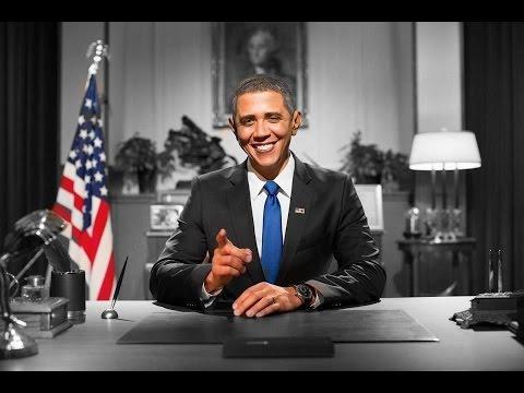 Comedian Reggie Brown as President Obama Updated Reel 2016