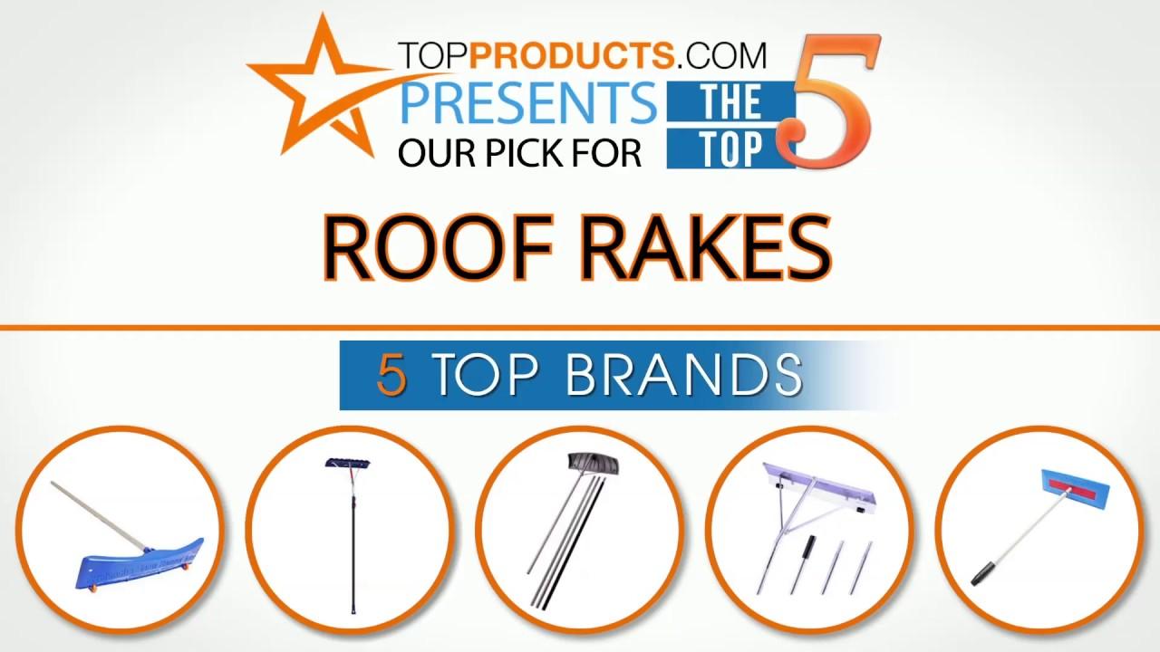 Best Roof Rake Reviews 2017 U2013 How To Choose The Best Roof Rake