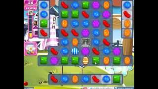 Candy Crush Saga Level 244 No Boosters