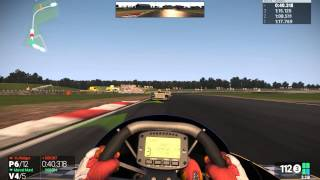 Project CARS - Kart Racing 2560x1600 - 60 fps - Ultra