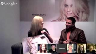 Pixie Lott Hangout Highlights!