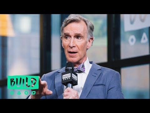 "Bill Nye, Dr. Kate Marvel & John Iadarola Speak On ""Bill Nye: Science Guy"" & ""True North"""