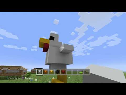 "Tutorial pixel art "" come fare un pollo "" #2 thumbnail"