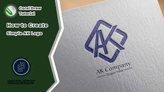 إنشاء الحديثة AK شعار | كوريل درو
