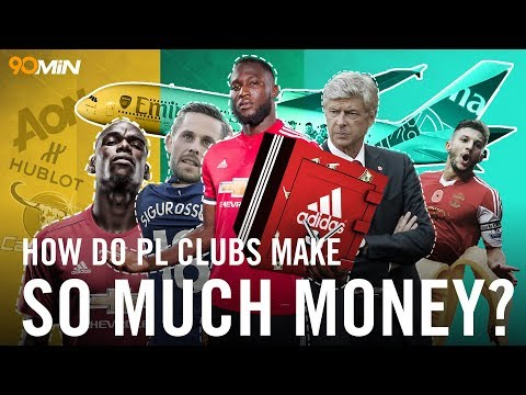 Man United's £700m deal!? | Southampton's €90m academy!? | Why are Premier League clubs so rich?