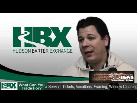 HBX - Hudson Barter Exchange