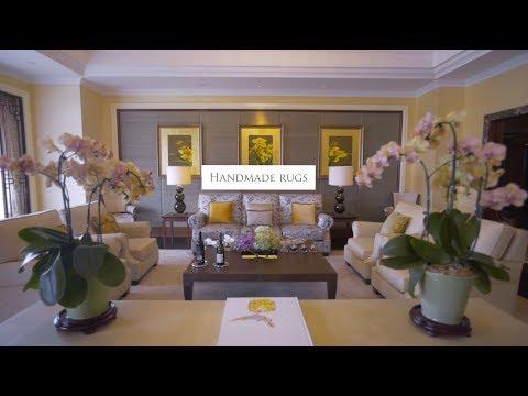 Shangri-La Suite at Shangri-La Singapore