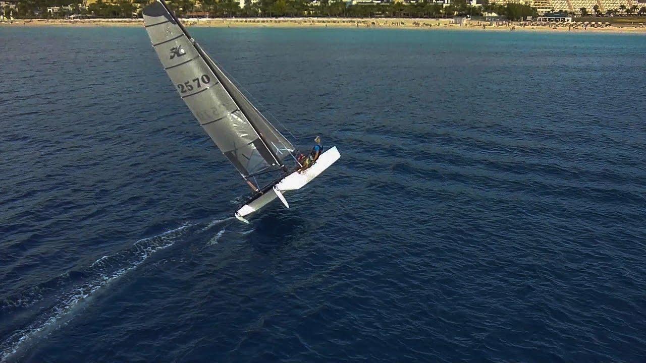 Sailing Nacra 570