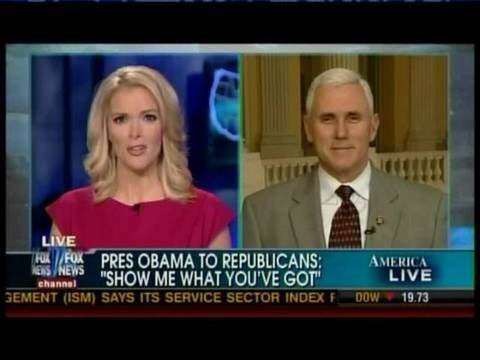 2-3-2010 - Congressman Mike Pence Discusses President Obama's Call For Bipartisanship