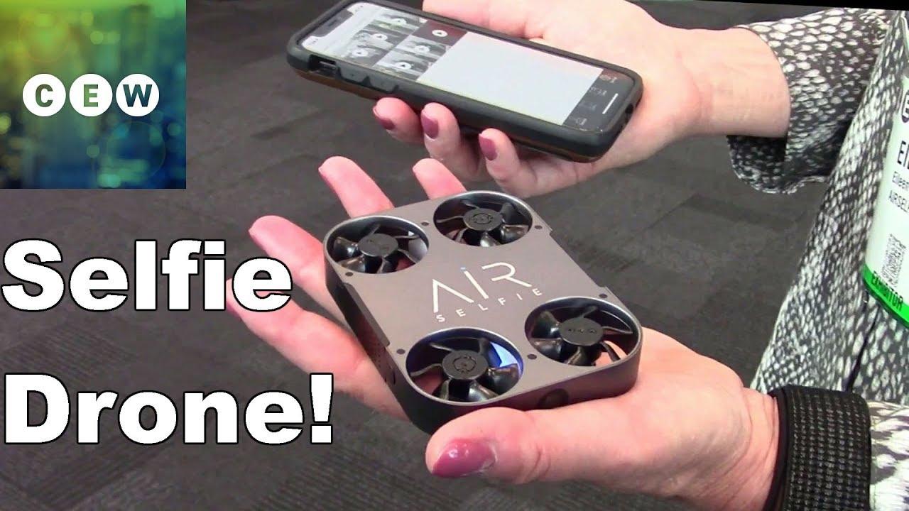 Airselfie 2 Pocket Size Flying Camera