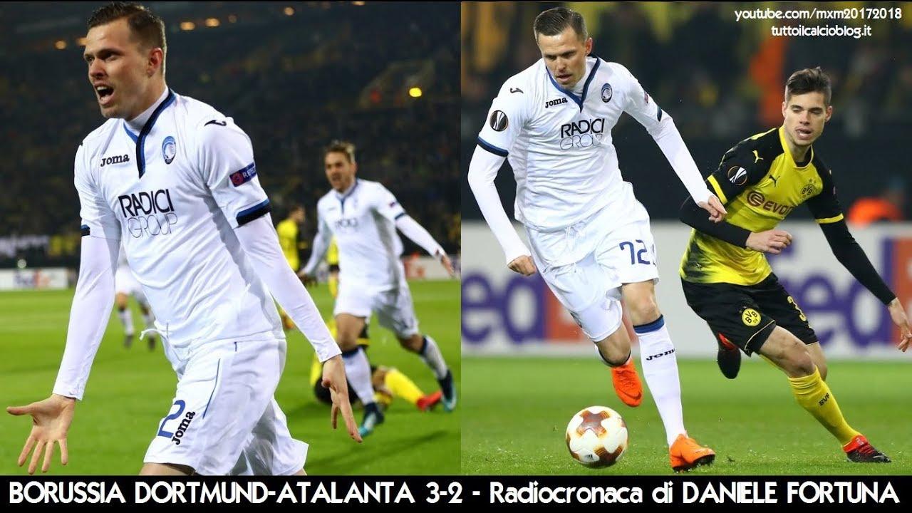 Risultati immagini per Borussia Dortmund – Atalanta 3-2