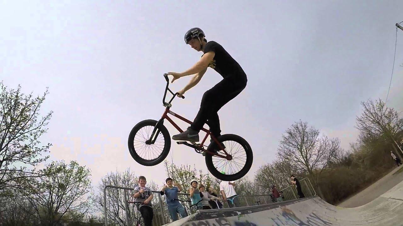 Odp Skatepark Karlsruhe Bmx Skateboard Inline Skates