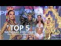Miss Grand International 2017: Top 5 National Costumes - Full Hd