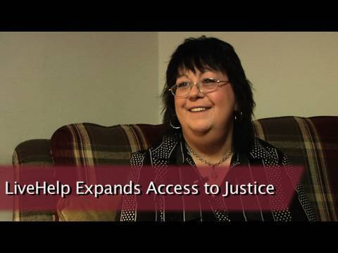 LiveHelp Expands Access to Justice