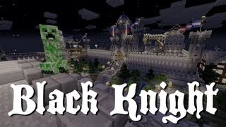 Stampy Short - Black Knight